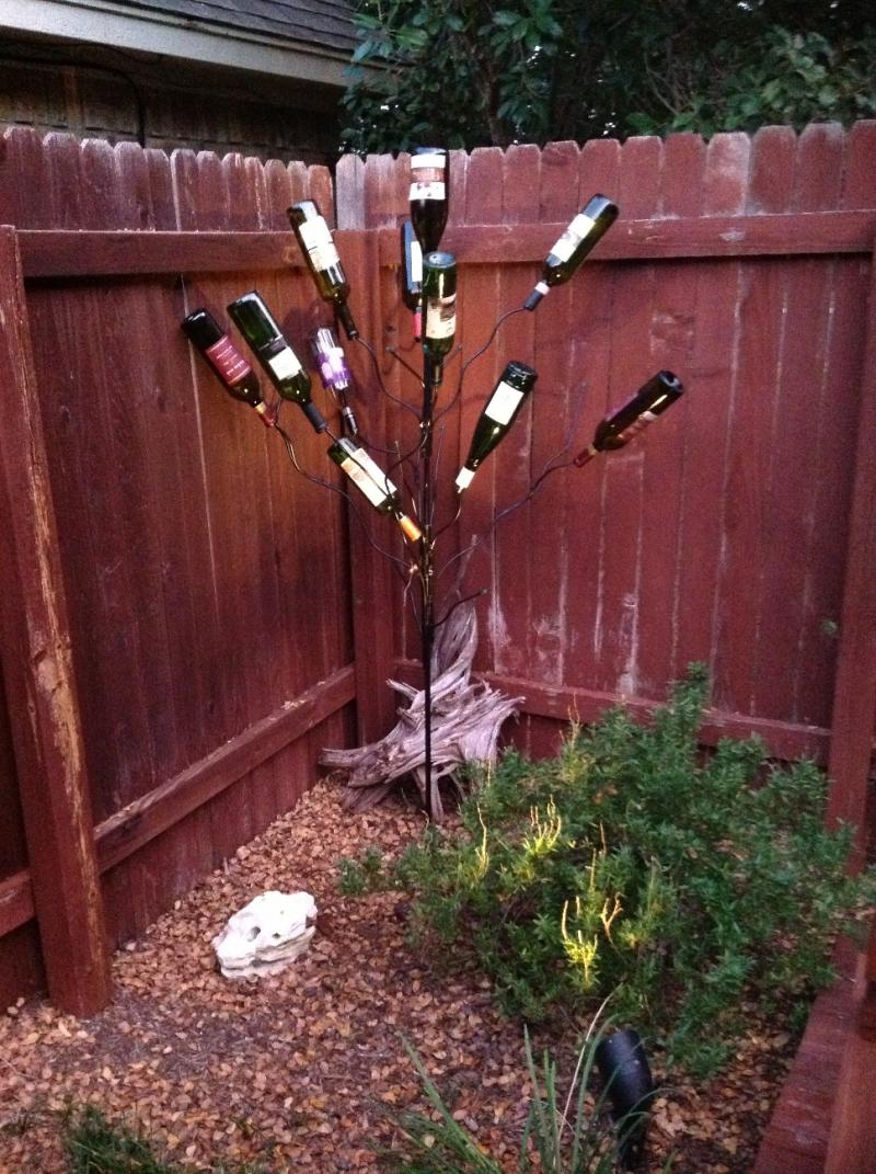 Bottle Tree 1