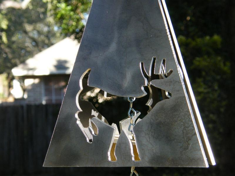 Deer Wind Chime 2
