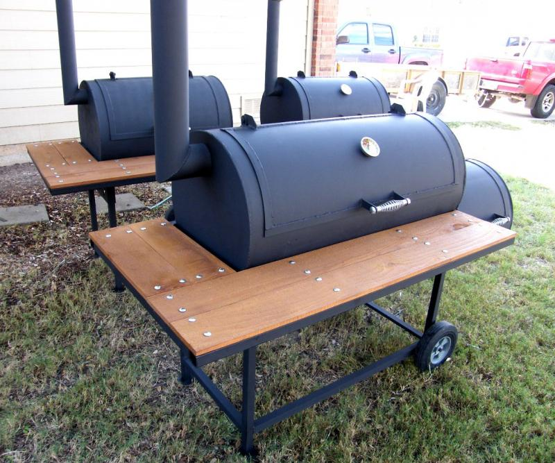 Matt S Bbq Pits Llc And River Cottage Tables Home