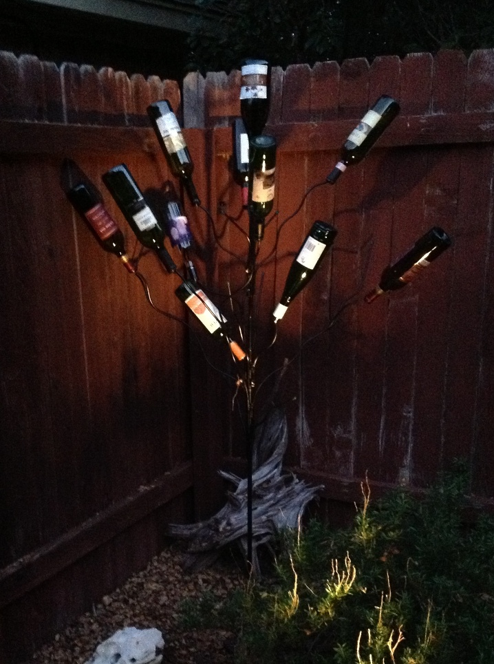 Bottle Tree 2